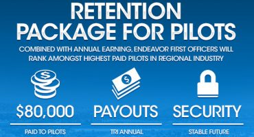 Endeavour Pilot Retention Program