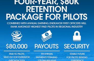 Endeavour Pilot Retention Program